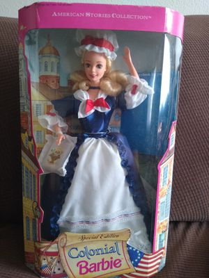 colonial barbie for Sale in Fontana, CA