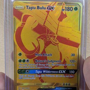 Tapu Bulu Golden HF Shiny for Sale in New Port Richey, FL