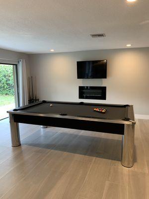 8 foot spectrum pool table for Sale in Boca Raton, FL