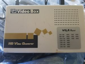 HD Video Converter Box for Sale in Palm Bay, FL