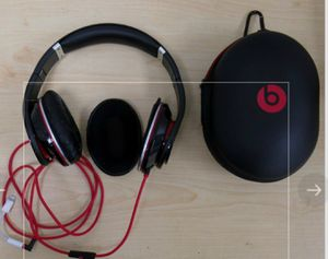 Beats By Dre Headphones With Case for Sale in Orlando, FL