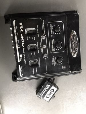 BOSS bass generator 100 for Sale in Plano, TX