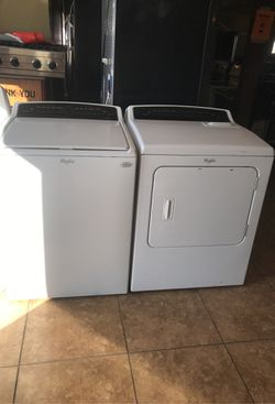 Set washer and dryer for Sale in Phoenix,  AZ