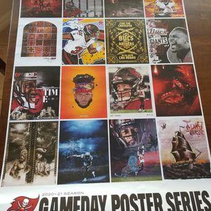 2020 2021 Tampa Bay Gameday Poster for Sale in Sorrento, FL
