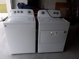 Brand New Whirlpool washer and dryer for Sale in Haines City, FL