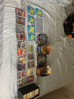 Pokemon Card bundle collection! for Sale in Rockville, MD