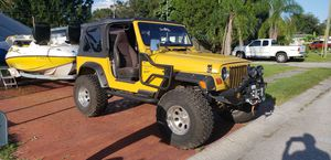 2000 Jeep Wrangler TJ SUV for Sale in New York, NY