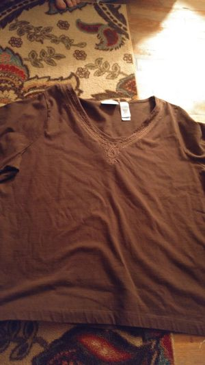 Womens size large shirts for Sale in Knoxville, TN