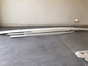 Used baseboards long 14 ft is longest and other pile is shorter for Sale in Laveen Village, AZ