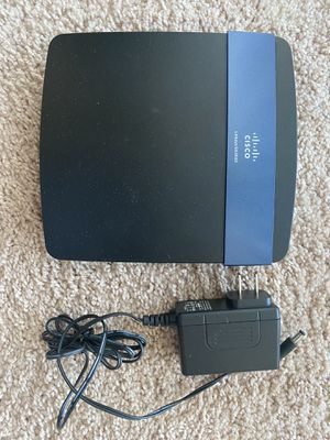 Linksys EA3500 - Dual-Band N750 Router with Gigabit and USB for Sale in Lansing, MI