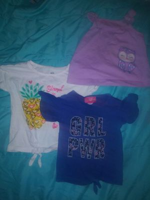 Toddler Clothes For Girls for Sale in Cleveland, OH