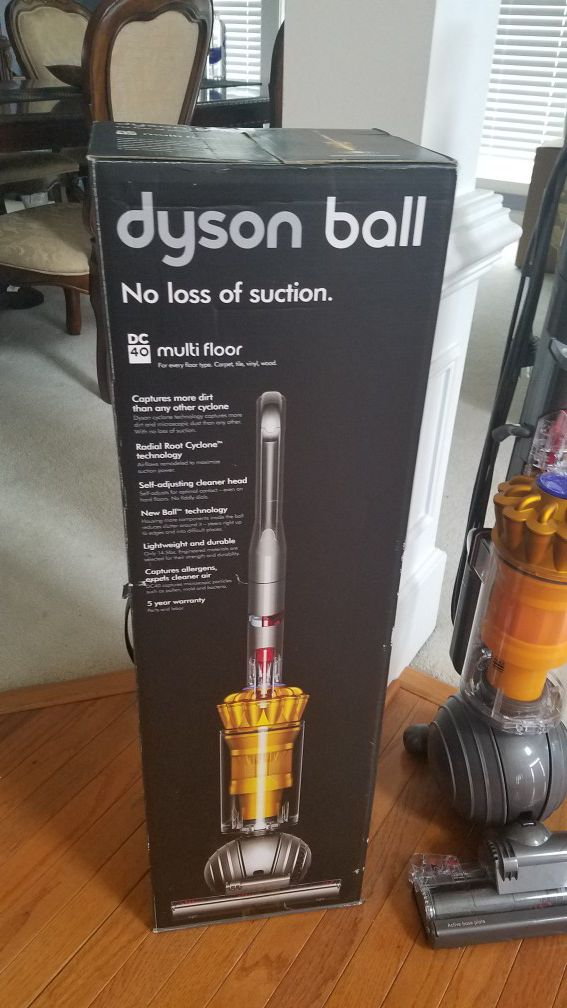 Dyson ball Vacuum cleaner brand new