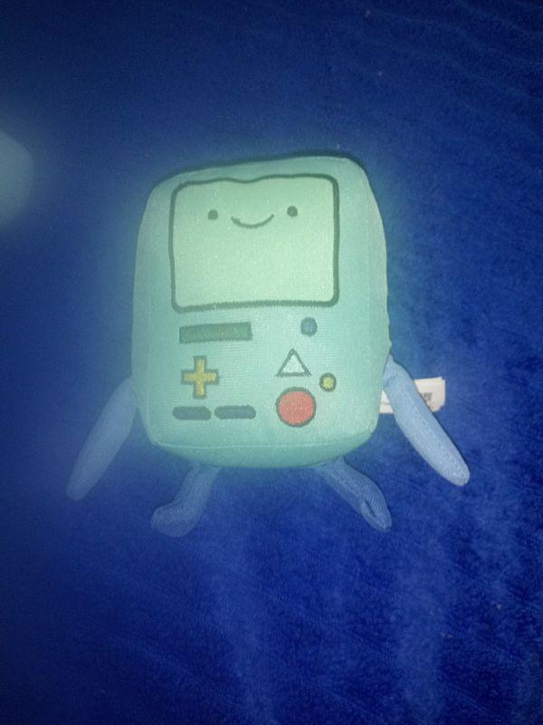 Adventure Time BMO Plushy