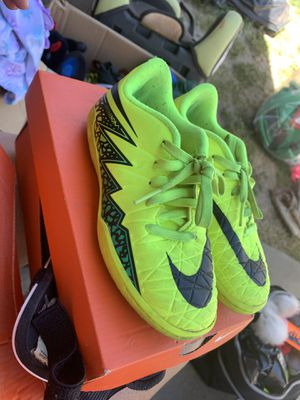 Indoor soccer shoes for Sale in Stockton, CA