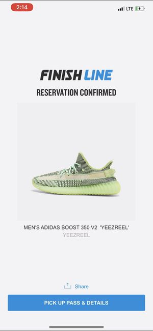 Adidas Yeezy Boost 350 V2 Yeezreel (Non-Reflective) for Sale in Los Angeles, CA