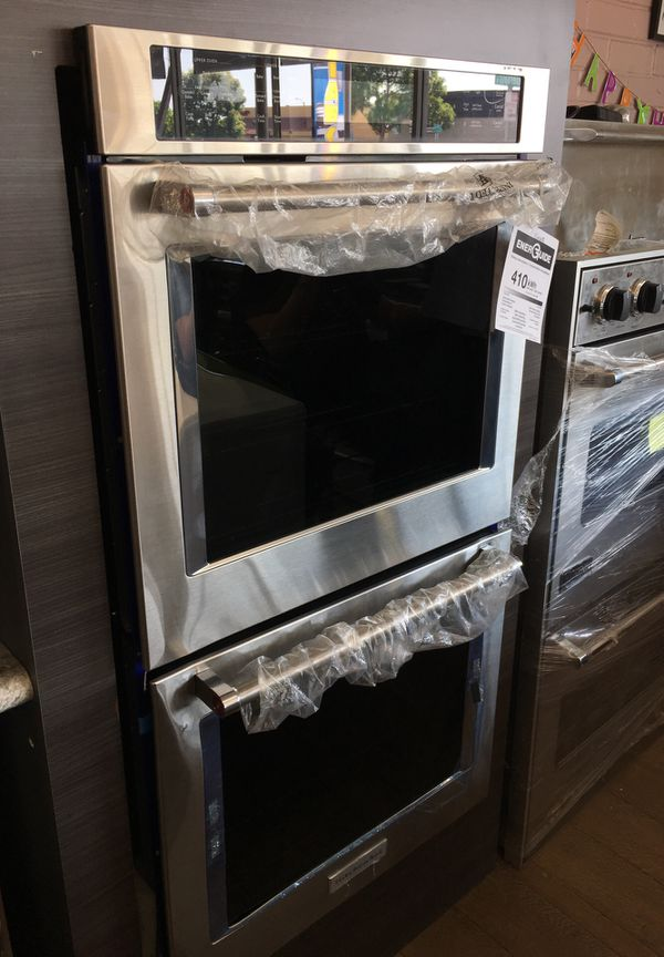 """Kitchen Aid 27"""" Double Wall Oven"""