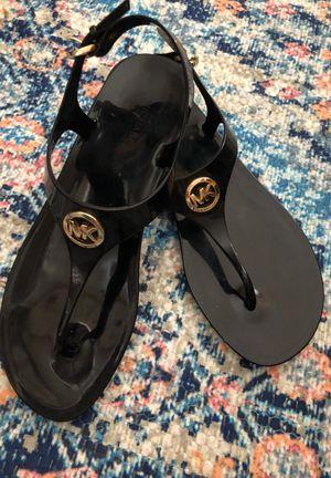 Michael Kors Gummy Sandals size 8 for Sale in Portland, OR