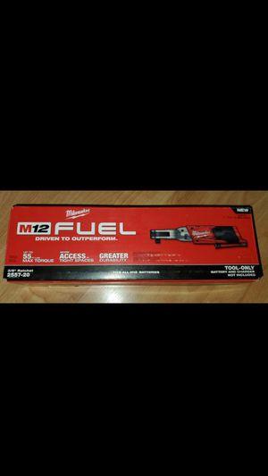 Milwaukee fuel ratchet for Sale in Honolulu, HI