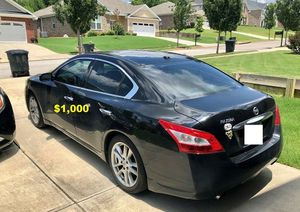 🔥🔑$1,OOO🔑🔑 For Sale 🔑2010 Nissan Maxima CLEAN TITLE🔑🔥 for Sale in Richmond, VA
