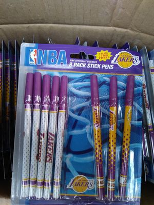Lakers pens for Sale in Fresno, CA