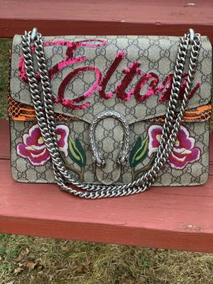 Gucci python Elton bag for Sale in Bowie, MD