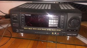 Aiwa Super T-Bass audio/video control stereo receiver for Sale in Minneapolis, MN