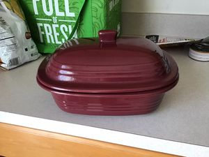 Pampered chef deep covered baker for Sale in Dover, DE