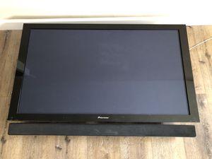 Pioneer Plasma 720p HDTV Flatscreen for Sale in Los Angeles, CA