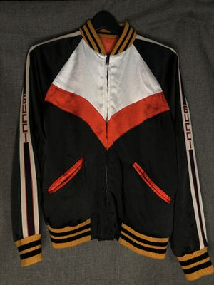 Gucci's Satin Bomber Jacket for Sale in Half Moon Bay, CA