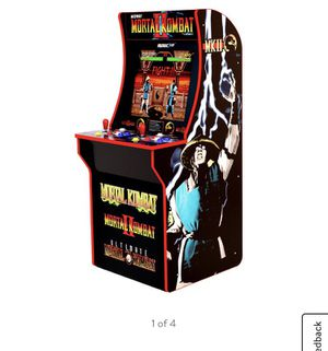 Mortal combat arcade game for Sale in Rahway, NJ