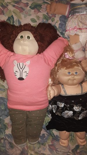 Cabbage patch collection lot of 5 for Sale in Manning, SC