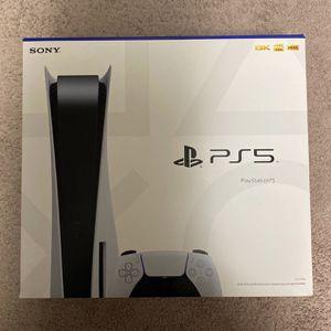 PS5 Disc Version for Sale in Des Plaines, IL