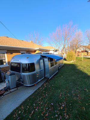 Airstream camper for Sale in Joliet, IL