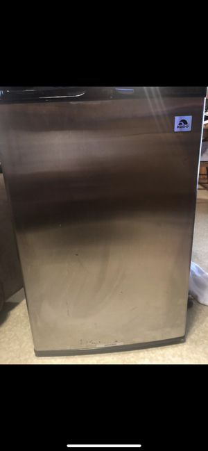 Brand new Igloo refrigerator. No room for it. Has mini freezer attached. 4.3 cu. 90 obo. Will be a delivery fee if I have to deliver. for Sale in Monroe, NC