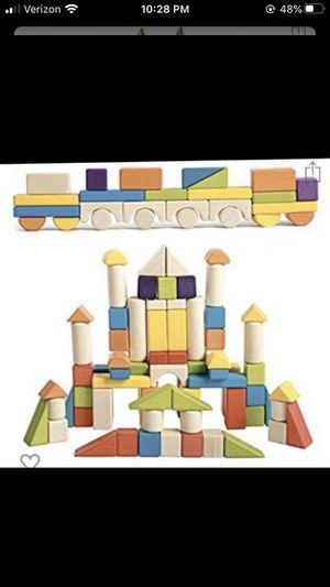 Kids building blocks toy set for Sale in Wixom, MI