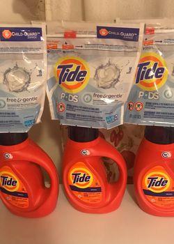 Tide Bundle for Sale in Wilmington,  DE