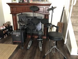 Alesis Nitro Mesh 8-Piece Electronic Drum Set for Sale in West Covina, CA