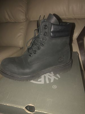 Black timberland boots for Sale in Las Vegas, NV