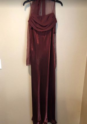 New burgundy dress for Sale in Corona, CA