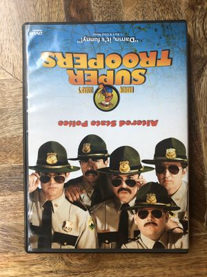 Super Troopers [DVD] [2001] for Sale in Houston, TX