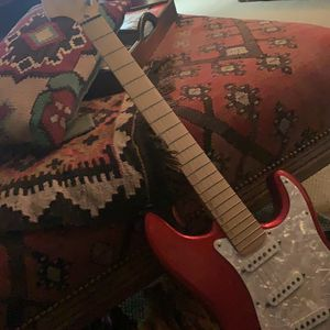 Fender/Warmoth Stratocaster partscaster for sale/trade for Sale in Chicago, IL