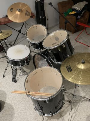 Ludwig complete drum set for Sale in Bowie, MD