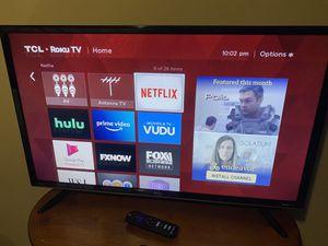 "32"" TCL SMART TV for Sale in Alexandria, VA"
