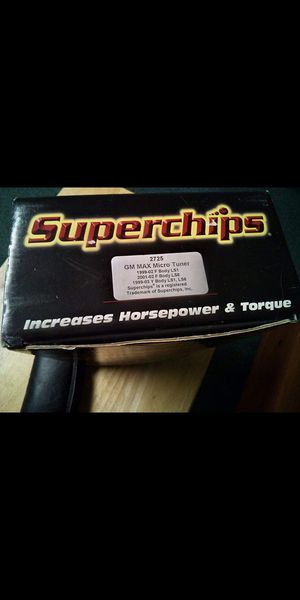 Superchip increases horespower and the torque for Sale in Petersburg, VA