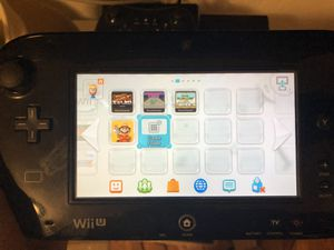Nintendo Wii U for Sale in San Francisco, CA