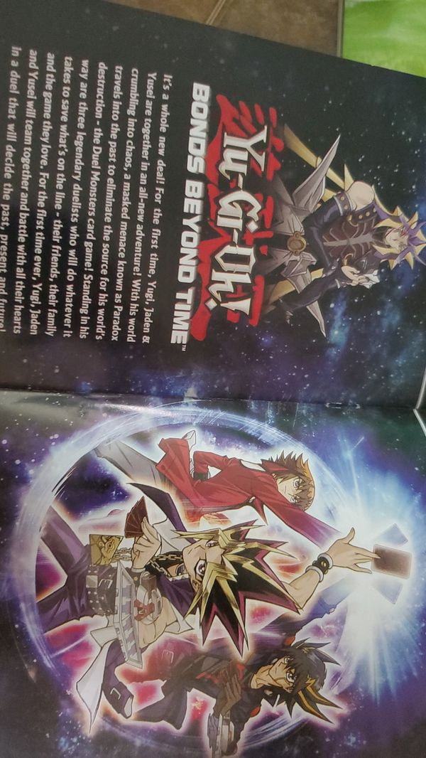 Yu-Gi-Oh! THE COMPLETE SET