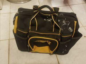 "Dewalt 12"" tool bag. 18 pockets for Sale in Camas, WA"