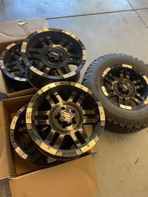 Jeep Wrangler wheels for Sale in Plainfield, IL