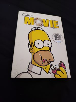 The Simpsons movie $5 for Sale in Redlands, CA