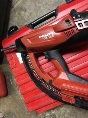 Hilti gx 120 for Sale in Vallejo, CA